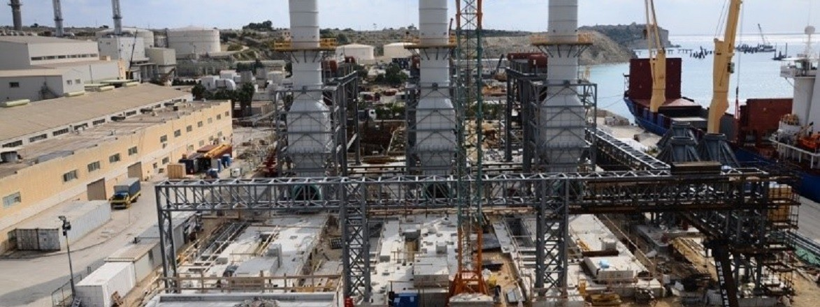 CCPP for Delimara Power Plant