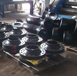 Carbon Steel Spool Fabrication